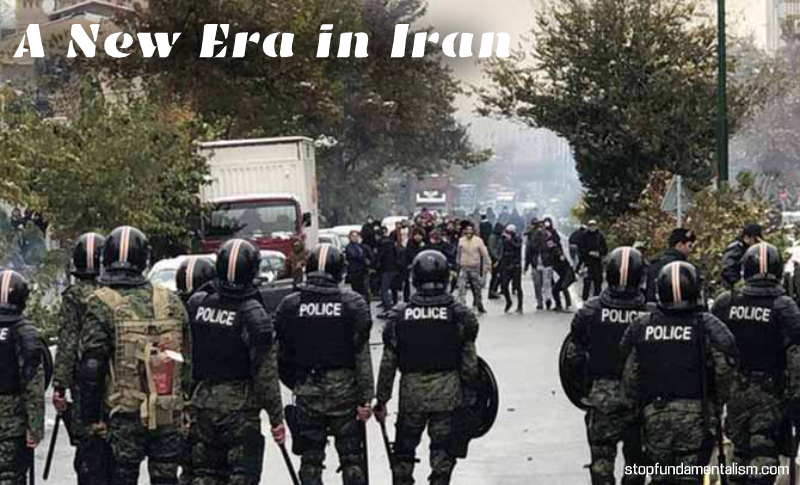 Protests that erupted across Iran in mid-November herald a new era for the country.