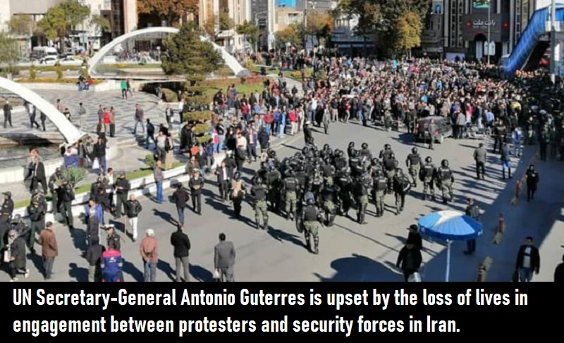 New footage and video are publishing everyday showing the mass killings and suppression in Iran Protests 2019