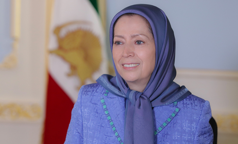 Maryam Rajavi sends a message to freedom-loving women of Iran