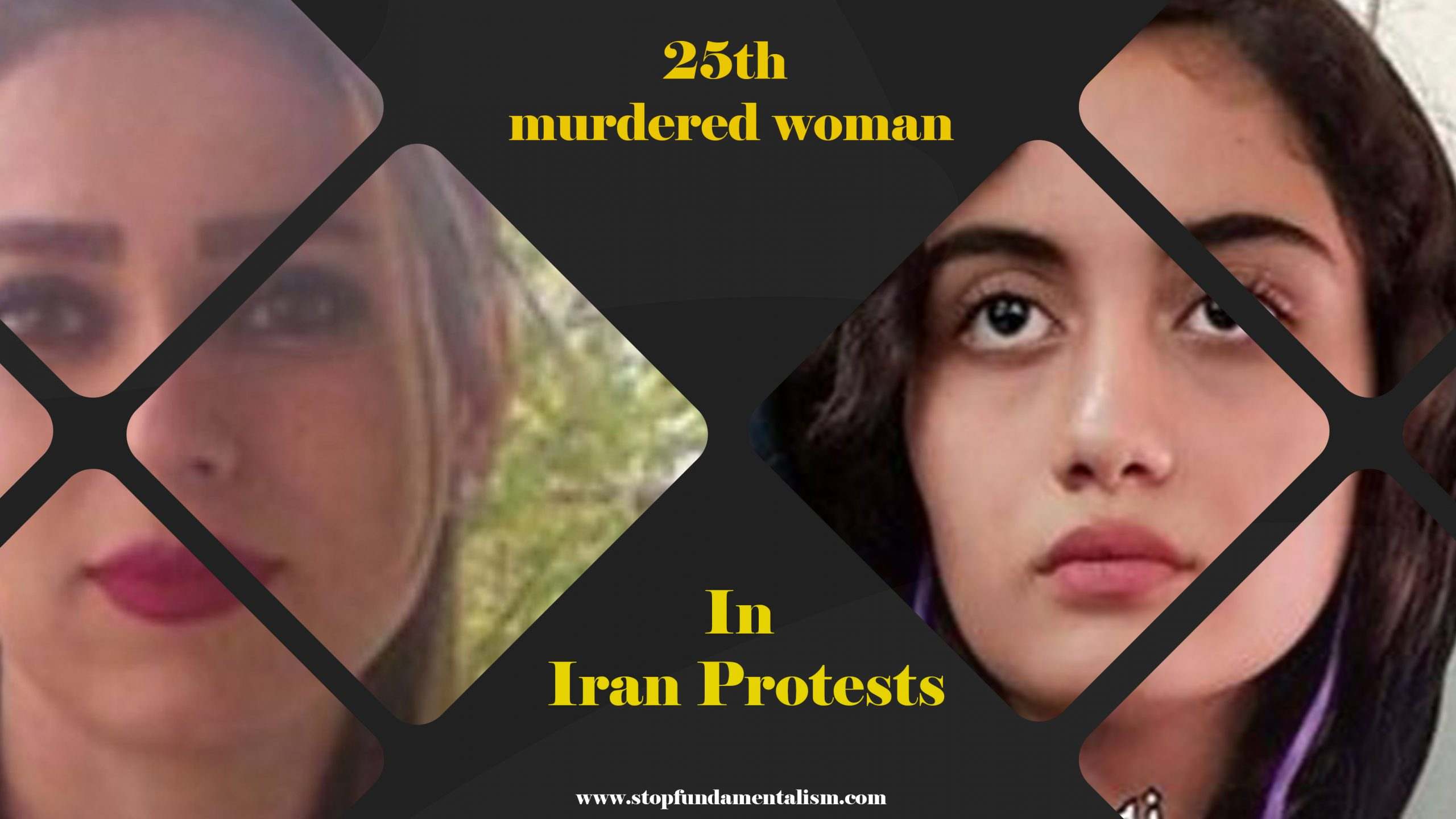 Massoumeh Darabpour, who was killed in Ahvaz, was named on the People's Mojahedin (PMOI/MEK) new list of 30 more martyrs of the uprising, bringing the total to 380 identified out of over 1000 victims.