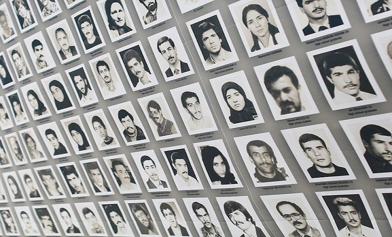 Daily Star report explained that the victims of 1988 massacre were hanged or shot, dozens at a time, then their corpses were thrown dumped into unmarked mass graves around the country.