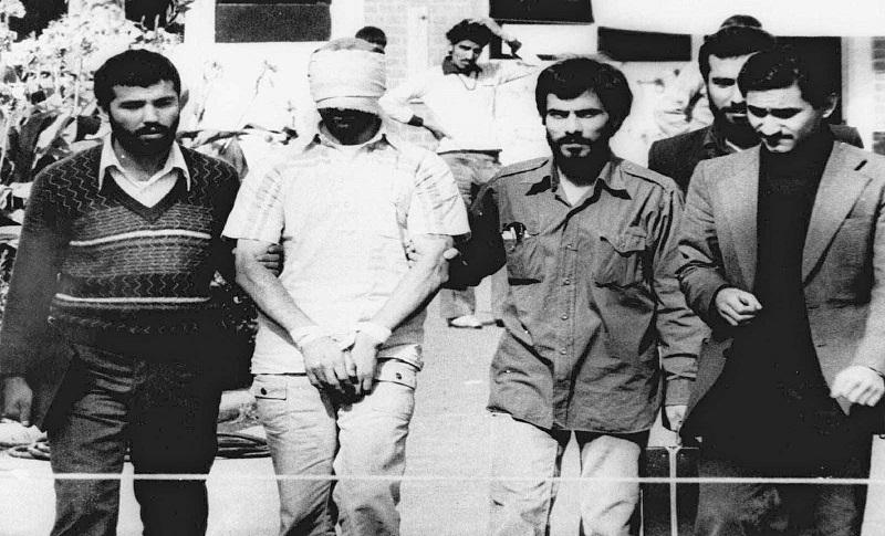 U.S. Embassy Hostage on November 4, 1979