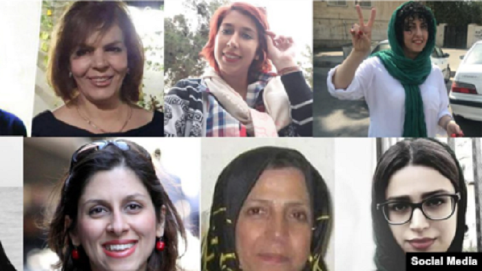 17 female political prisoners in Evin prison issued a statement condemning the arrest of aging mothers by the Islamic Republic.