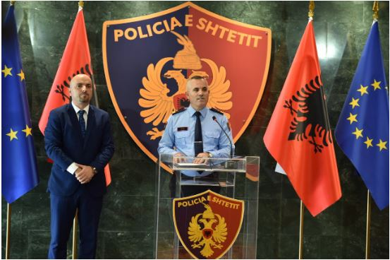 On Wednesday 23rd October, the Police Chief of Albania announced during a press conference that a terrorist ring connected to the Iranian regime has been uncovered.