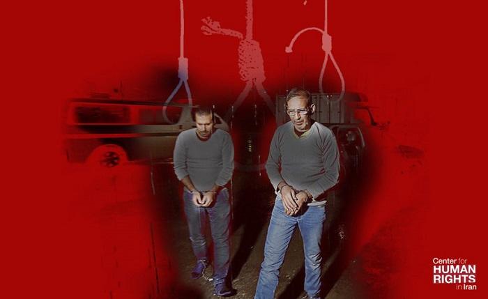 4 prisoners hanged in Karaj
