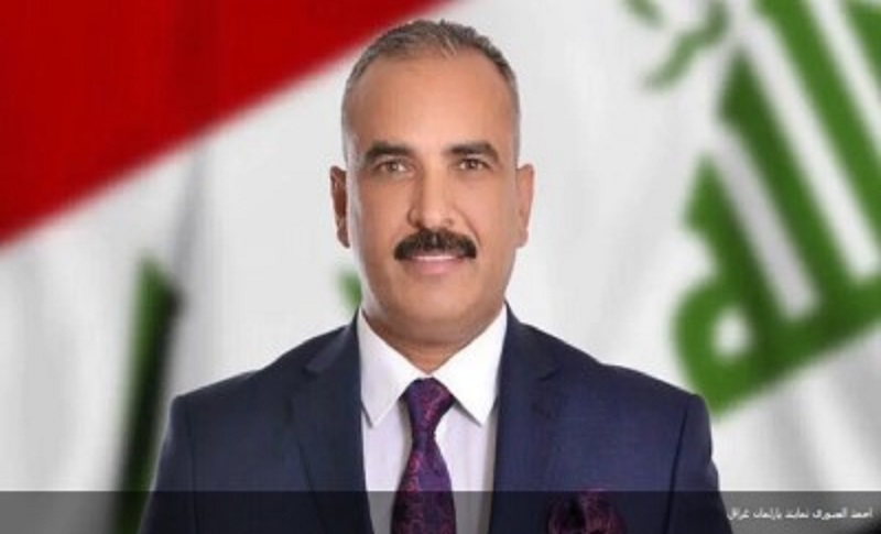 Fayeq al-Sheikh Ali, a member of the Iraqi Parliament