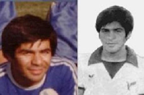 Habib Khabiri  captain of the Iran national football team.