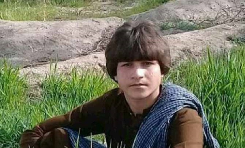Iranian security forces arbitrarily killed Baluch teenager