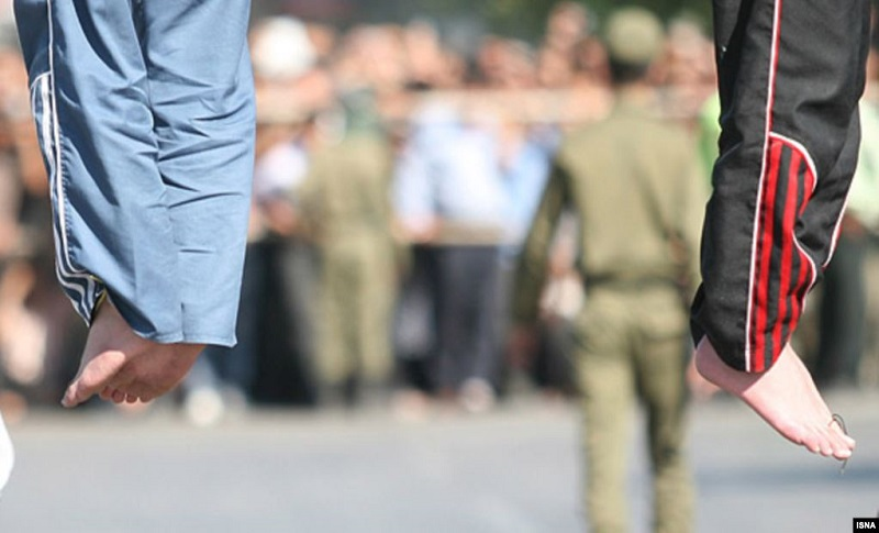 According to Iran Human Rights Monitor, the Iranian regime has executed at least 18 people in October.
