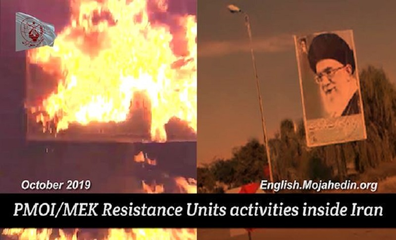 Since the nationwide uprising in December 2018, MEK's resistance units have played a major role in keeping the flame of resistance alit.