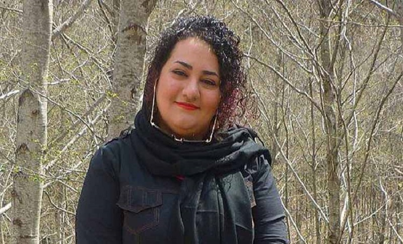 The family of political prisoner Atena Daemi have been prevented from seeing her in Iran's Evin prison.