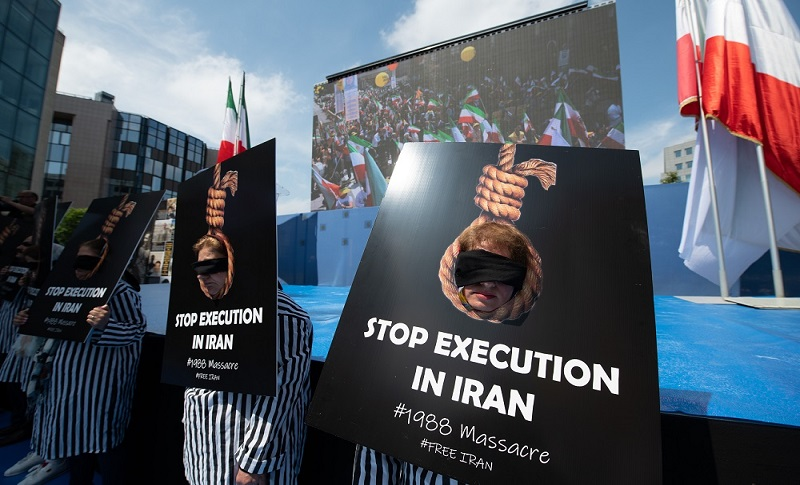 The Iranian regime has executed at least 12 child offenders since the start of 2018, and more than 90 others are on death row.