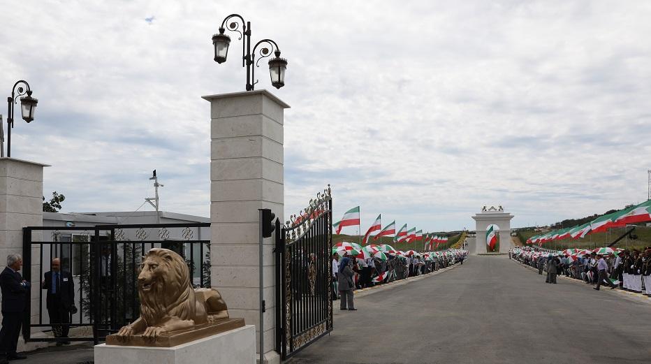 Ashraf 3- The headquarter of the MEK in Albania
