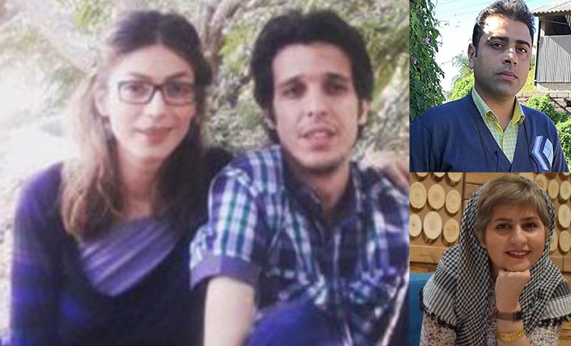 Iran regime's Revolutionary Court condemns 6 labor and civil rights activist to the total of 110 years in prison.
