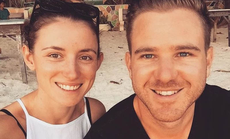 The Australian couple jailed in Evin prison