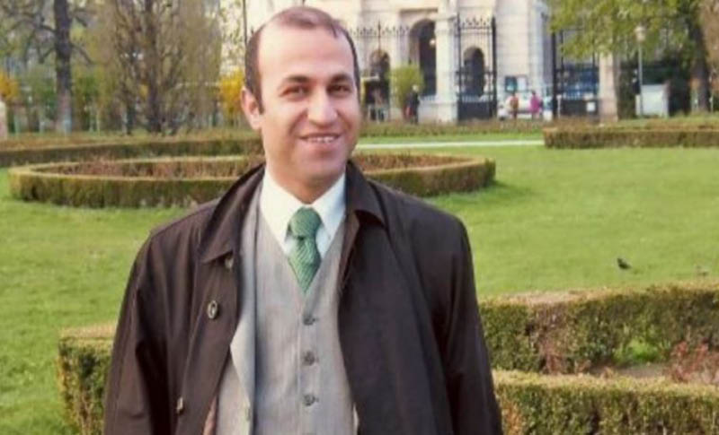 Kamran Ghaderi needs medical treatment and treatment for left-sided tumors