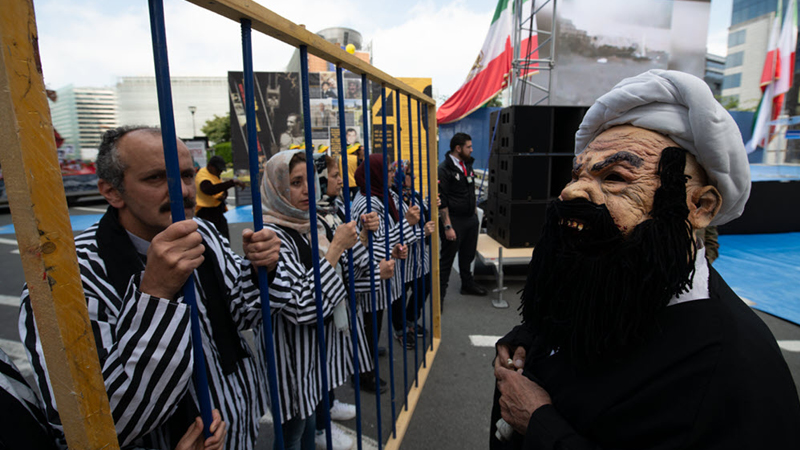 At least 3,800 people including 94 women, were executed during Rouhani's tenure.