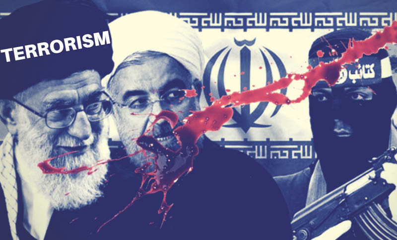 The Iranian regime is the world's foremost state-sponsor of terrorism