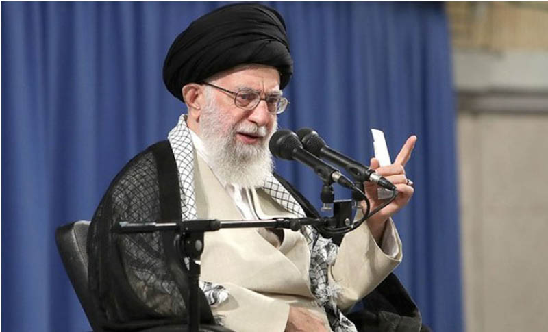 Ali Khamenei, Mullahs' Supreme Leader