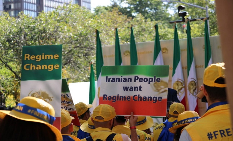 Iranians Say No to Rouhani