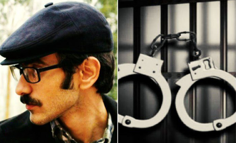 Pedram Pazireh has been sentenced to seven years of imprisonment and 74 lashes