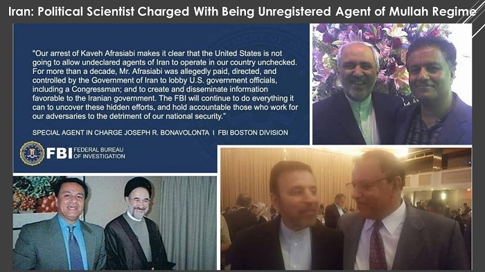 Iran: Political Scientist