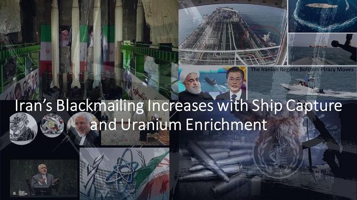 Iran's Blackmailing