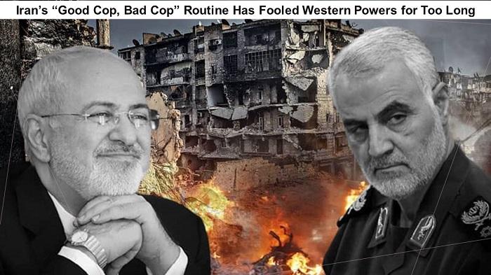 """Iran's """"Good Cop, Bad Cop"""""""