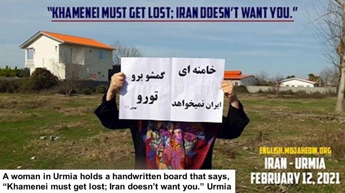 Iranians Live In Dark Days