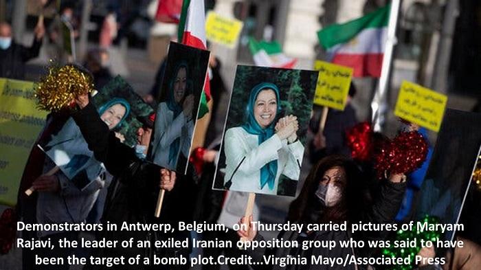 MEK Iran: Global Conference Regime's