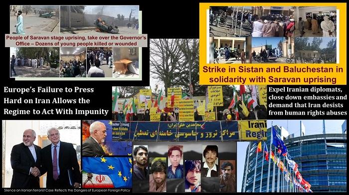 Europe's Failure to Press Hard on Iran