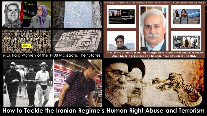 How to Tackle the Iranian Regime's