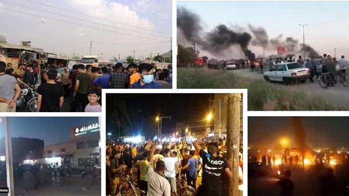 Iran: Protests in Ahvaz