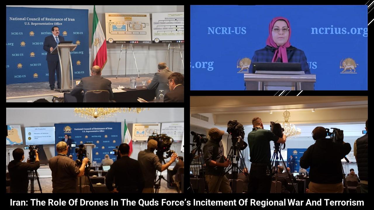 regime's drone