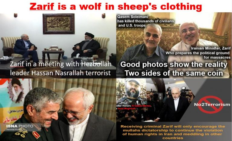 Iran Foreign Ministry Confirms the Close Ties Between Zarif and Soleimani
