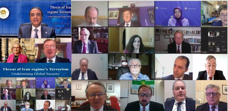 Conference on Regime Terrorism