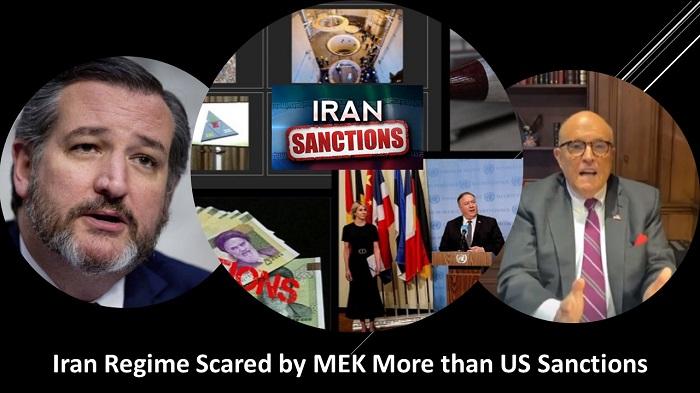 Iran regime scared