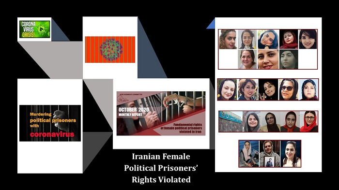 Iranian Female Political