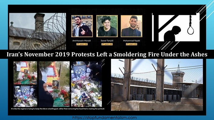 Iran's November 2019