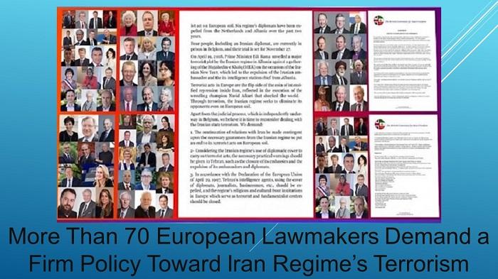 Iran Regime's Terrorism.