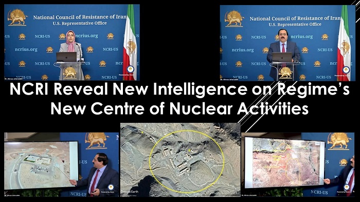 Reveals Developments in Iran's Nuclear