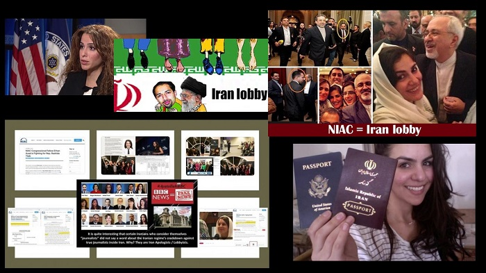 NIAC Seems to be a Lobby for the Iranian