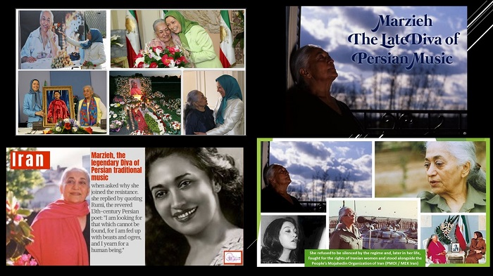 Remembering Marzieh, Iran's Warmest Voice