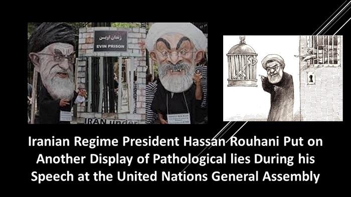 Rouhani's lies at UN