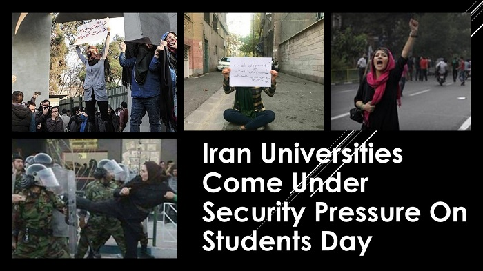 Student Day in Iran