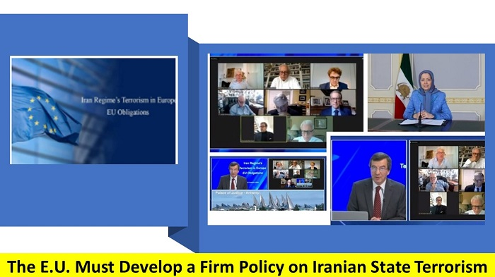 Firm Policy on Iran