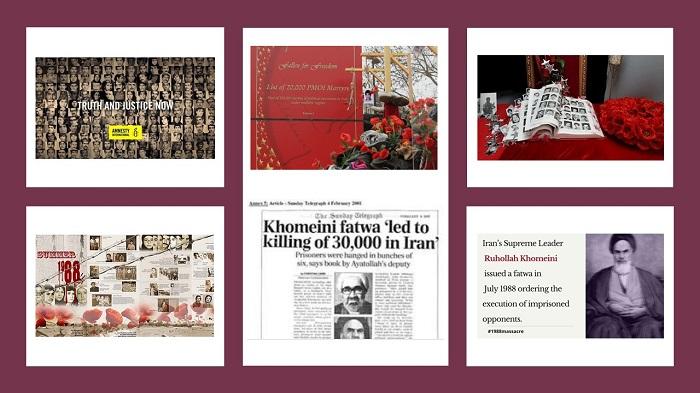 Massacre of Iranian Political Prisoners