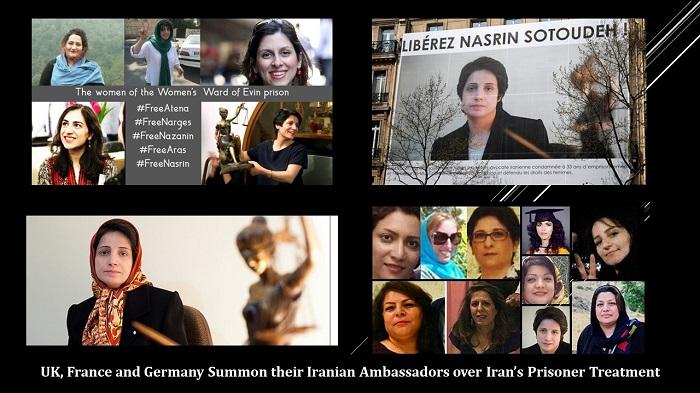 Iran's Prisoner Treatment