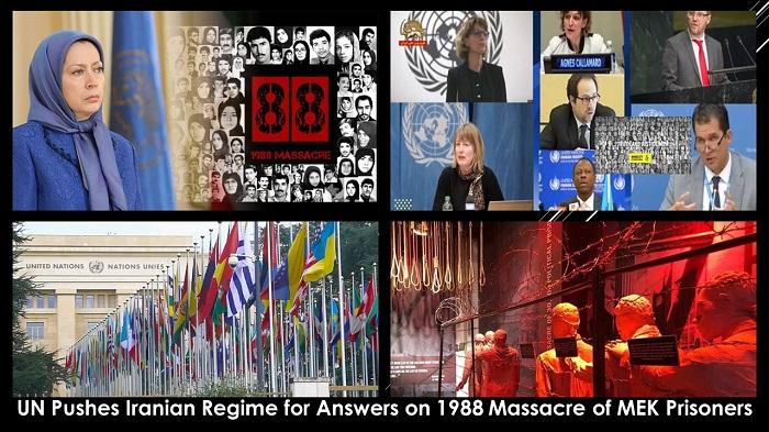 UN Pushes Iranian Regime