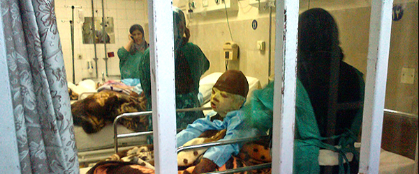 At least six girls currently stay in critical condition at the Piranshahr hospital